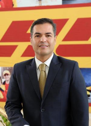 Allan Cornejo is general manager of DHL Express in Colombia.