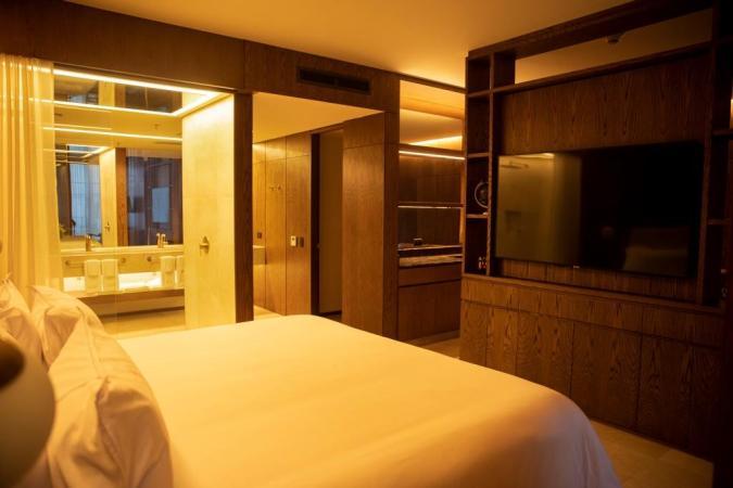A room in El Cielo Hotel