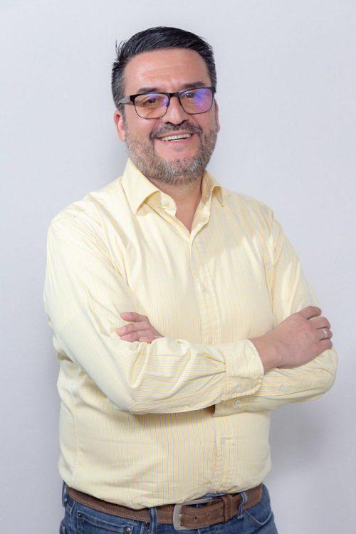Francisco Lalinde, Vice President of Operations of Grupo Viva.