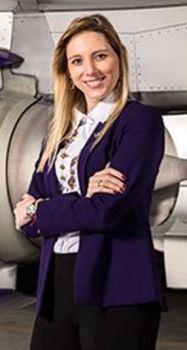 Carolina Cortizo, Wingo's Director General
