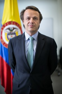 Andrés Escobar, Vice minister of Finance