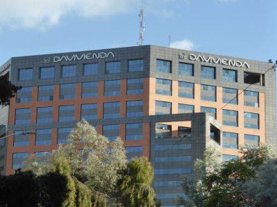 Davivienda's Bogotá headquarters. Photo credit: Loren Moss