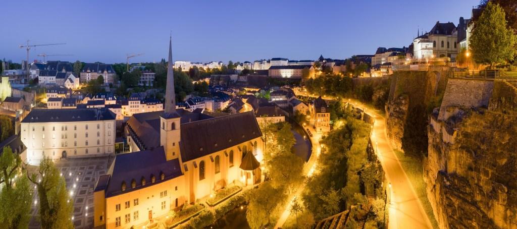 Finance Corner - Luxembourg