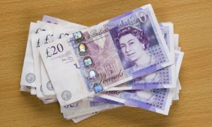 savings in britain take a nose dive