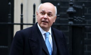 Iain Duncan Smith Photo Credit: Rosie Hallam/Getty Images