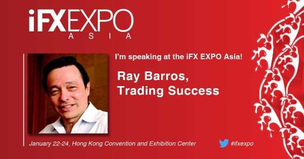 Ray Barros, iFX EXPO ASIA