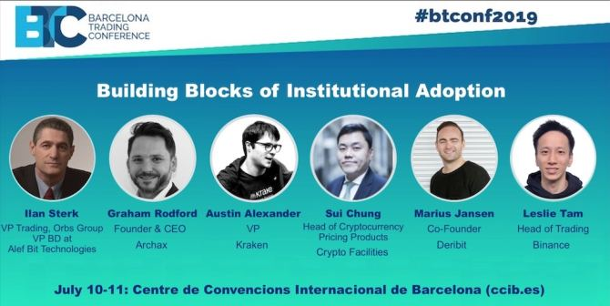BTC, Barcelona Trading Conference