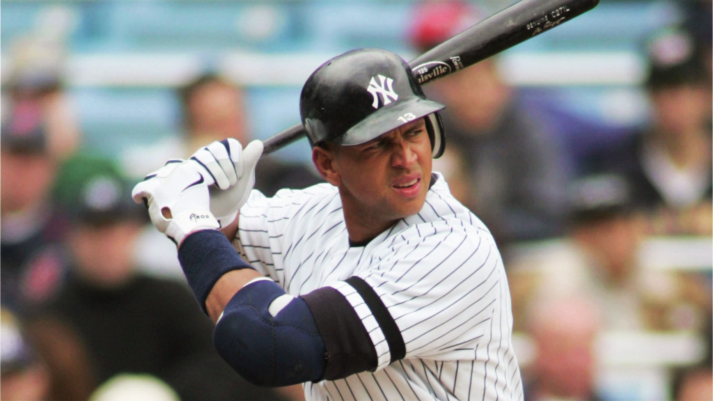 Alex Rodriguez, New York Yankees jersey 2013-2014 wallpaper