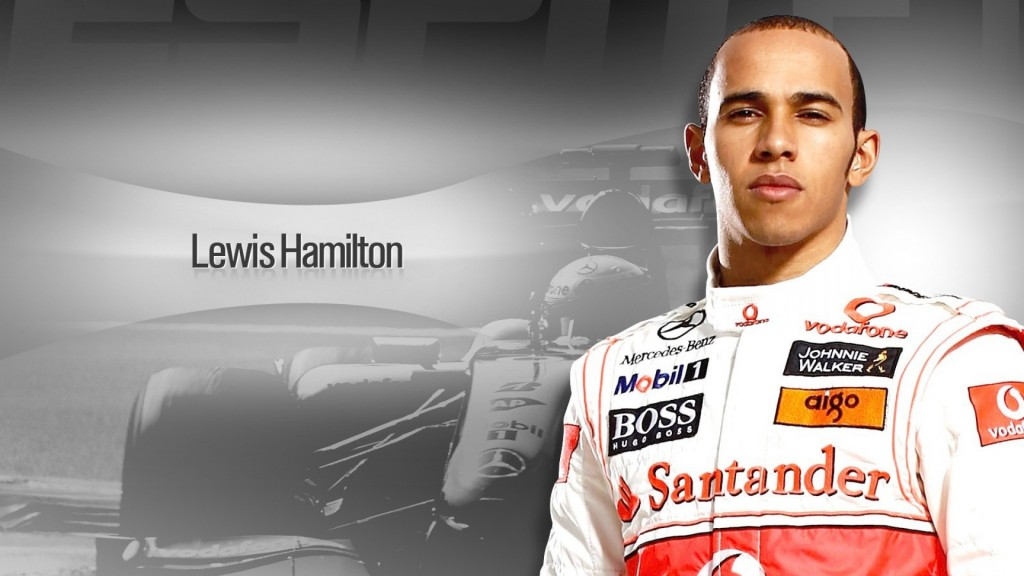 Lewis Hamilton, Formula 1 and Mercedes racer, 2013-2014 wallpaper