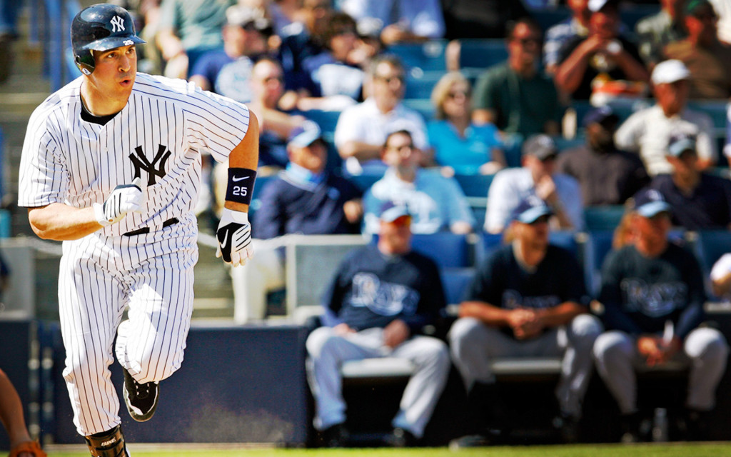 Mark Teixeira, New York Yankees, wallpaper 2013-2014