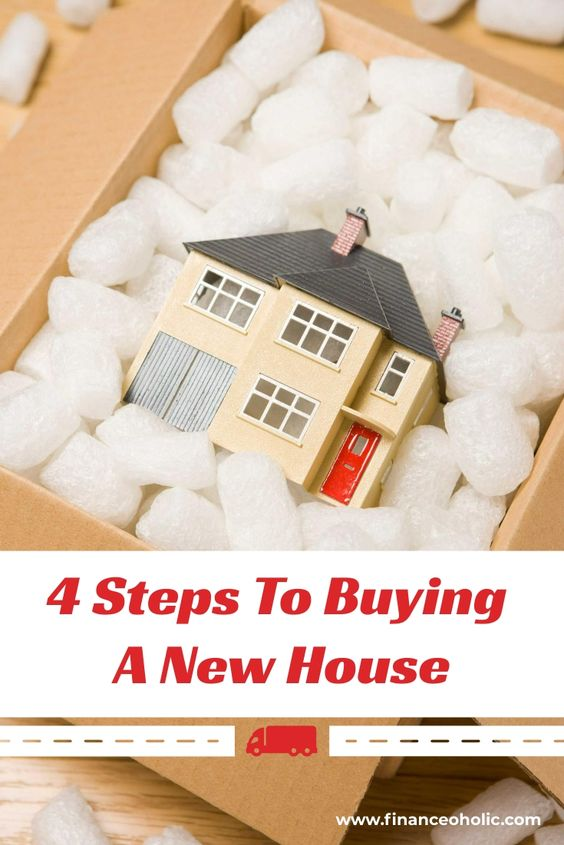 Steps to Buying a New House