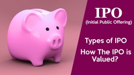 How is the IPO price valued