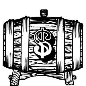 distilled dollar logo