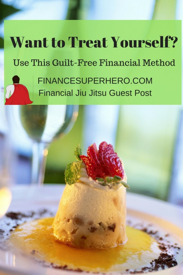 When it comes to your finances, the temptation to treat yourself can be fierce. If you want something new, follow this advice and remain guilt-free.
