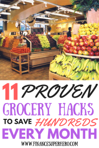 Food is expensive! If poor habits have you spending too much money on food, there is hope. These 11 tips are easy and can help you cut your grocery spending and save on food each month.