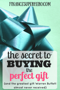 Gift giving feels impossible when shopping for someone who has everything. This simple idea will help you find the perfect gift for anyone every time.
