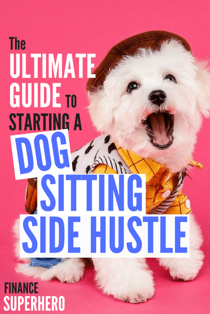 Starting a dog siting business is the perfect way for any dog lover to make extra money on the side! Our 2,200+ word guide will walk you through every step in creating your very own dog sitting business.