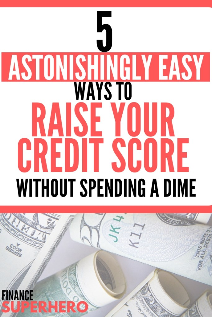 Whether you have good credit or bad credit, it's important to understand the impact that your credit score can have on your overall financial well-being—and then make a plan to increase your score. Check out our 5 best tips to boost your score without paying a credit repair agency.