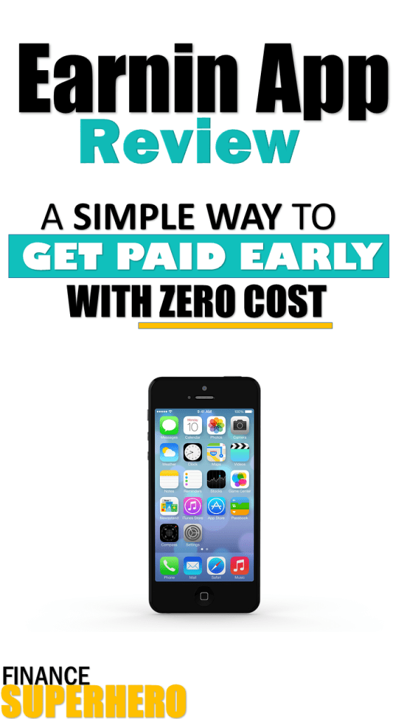 The Earnin app is a free loan app that allows users to get paid a portion of their paycheck early (up to $100) at no cost. To see if it might be right for you and your lifestyle, check out our complete Earnin app review.