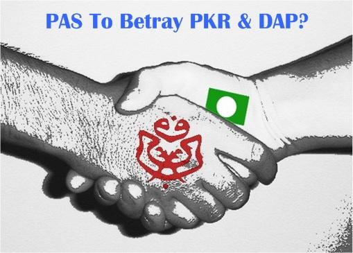Kajang by-election - PAS ro betray PKR DAP