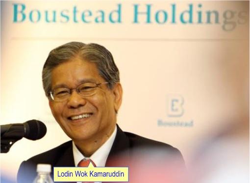 Najib Razak Cronies - Lodin Wok Kamaruddin