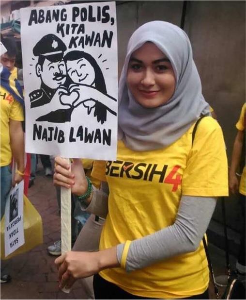 Image result for Bullshit Najib Razak