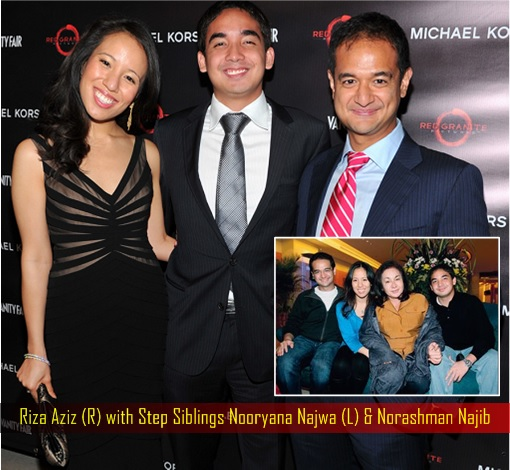 Image result for najib step son and jho low