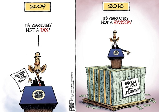 barack-obama-2009-its-absolutely-not-a-tax-2016-its-absolutely-not-a-ransom-cartoon