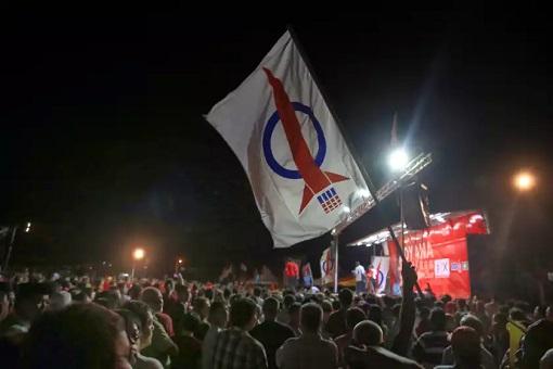DAP - A Campaign at Night