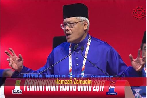 Hamzah Zainudin