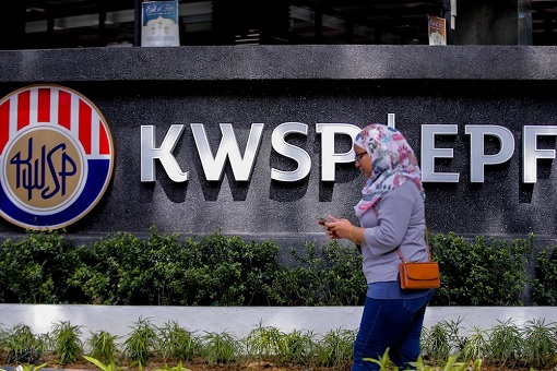EPF KWSP - Retirement Savings Scheme - Building