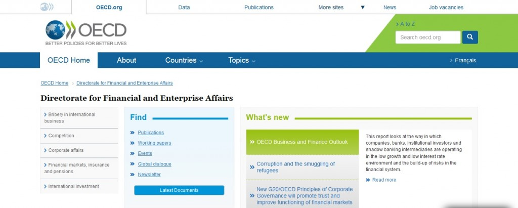 OECD Directorate
