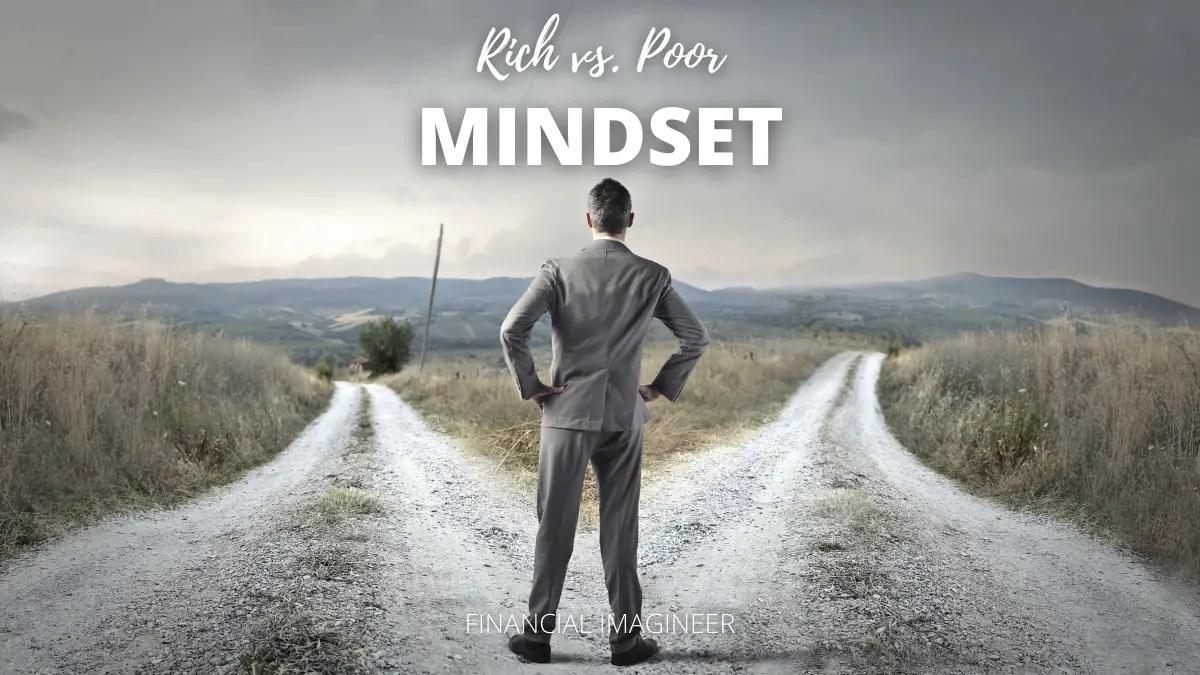 rich vs. poor MINDSET