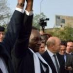 Bruxelles: Dioncounda Traoré par la valise diplomatique française