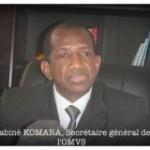 Le Secrétaire Général de l'OMVS à Nouakchott depuis vendredi soir
