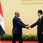 L'Afrique du Sud versera 150 millions de dollars à la banque des BRICS