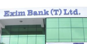 Exim bank tanzaine