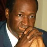 Blaise Compaoré du Burkina Faso: le temps du doute (audio)