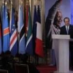 """France-Afrique:  François Hollande: """"L'Afrique doit prendre sa sécurité en charge"""""""