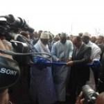 Inauguration de l'aménagement  hydroélectrique de Félou