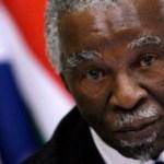 Afrique-flux financiers illicites:  le combat de Thabo Mbeki