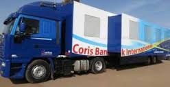 Coris Bank agence mobile