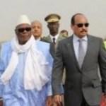 Début d'une visite d'Etat en Mauritanie du président IBK