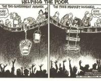 Poor market