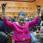 La Centrafrique s'assure avec Catherine Samba-Panza