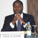 Mamadou Sangafowa, ministre ivoirien de l'Agriculture: «La Côte d'Ivoire, une puissance agricole en Afrique».