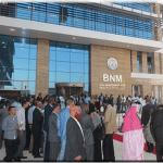 Mauritanie: la BNM inaugure son nouveau siège