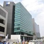 Un siège flambant neuf pour BGFI Bank Congo