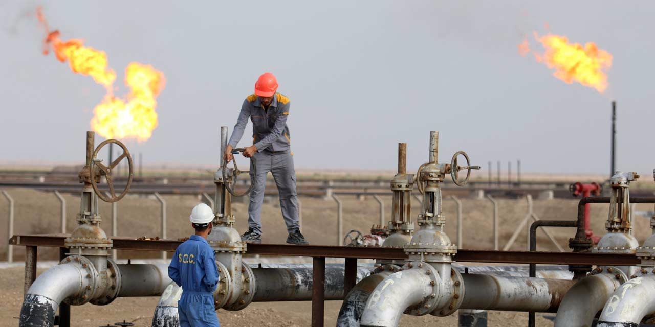 iran petrole