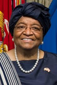 Ellen Johnson Sirleaf,Présidente du Liberia